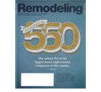 Remodeling Magazine Top Remodelers in America